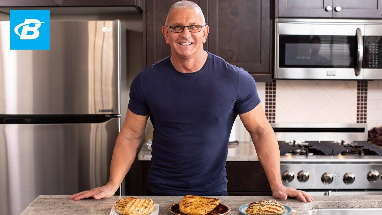 Chef Robert Irvine S Healthy Chicken Recipes 3 Ways Youtube