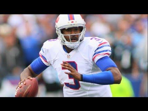 EJ Manuel Highlights - Bills Beat Panthers