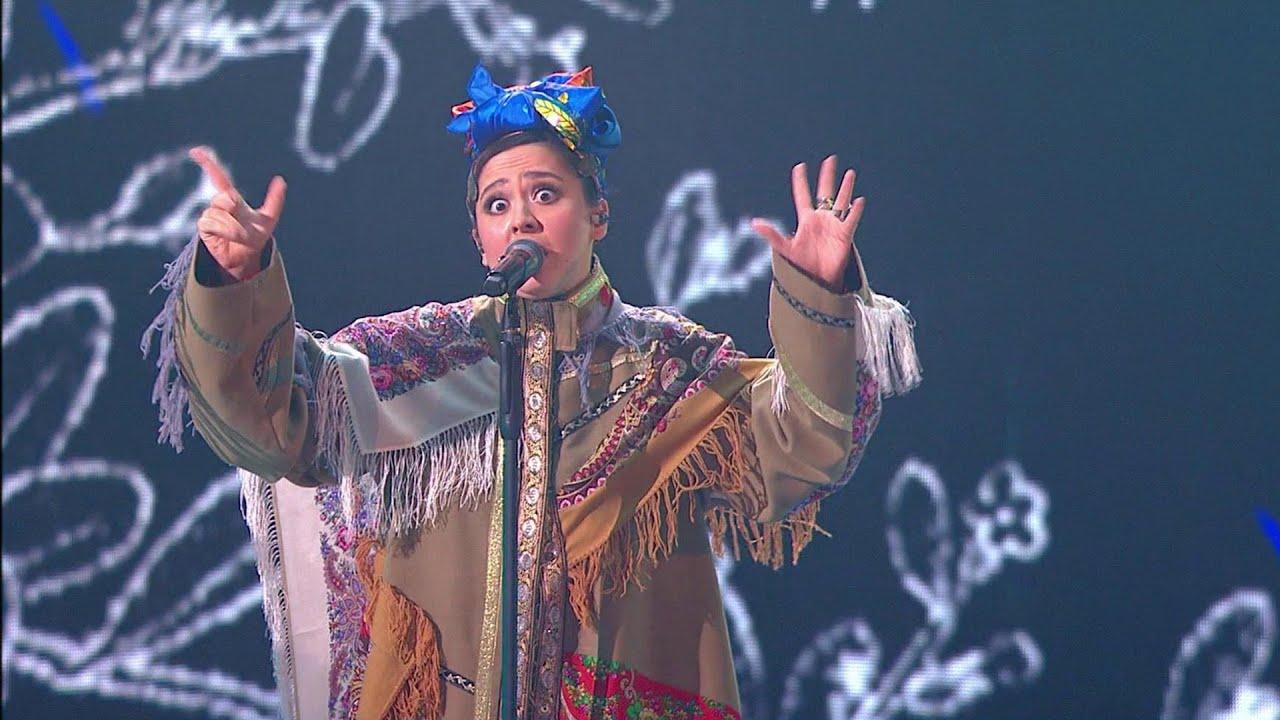 На конкурсе Евровидение Россию будет представлять певица Манижа