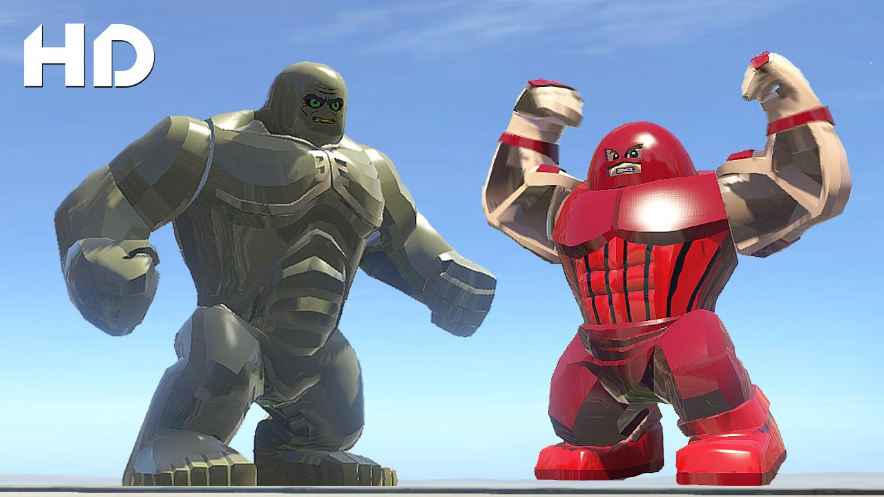 Pictures of Lego Marvel Super Heroes Juggernaut - #rock-cafe
