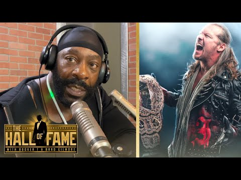 Booker T on Chris Jericho's AEW Success and Character Reinvention