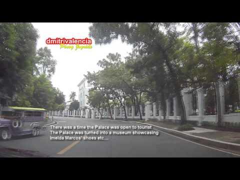 Pinoy Joyride - Malacañan Complex Joyride