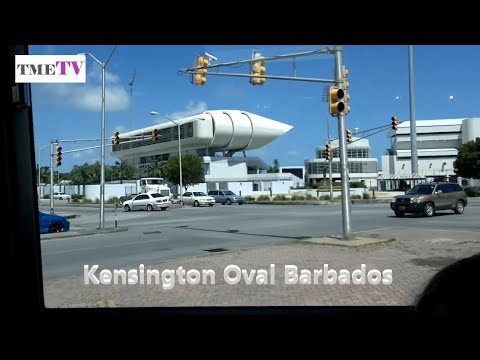 Kensington Oval Barbados