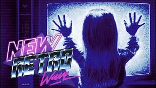 The Horrortape Vol. 6 | NRW Halloween Mixtape | 1 Hour | Retrowave/ Darkwave/ Electro |