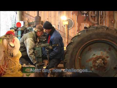 Belarus MTZ-82 restoration project. Part 5 | Transfer Case