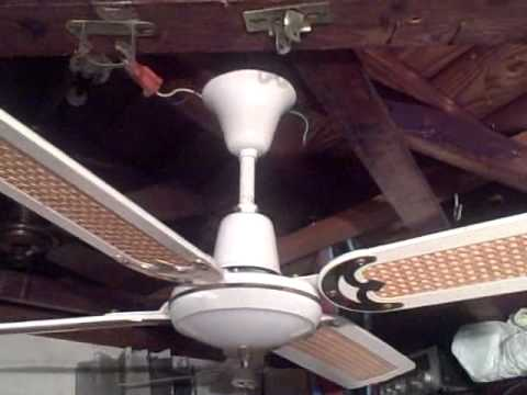 Moss Tropical Breeze Ceiling Fan Model Tfp 348 With