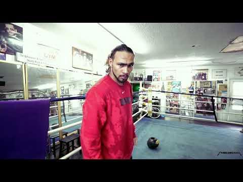 Keith Thurman vs. Danny Garcia Tha Boxing Voice All Access Coming Soon