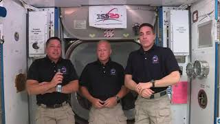 SpaceX vs. Space Shuttle launch: Demo-2 crew explain differences