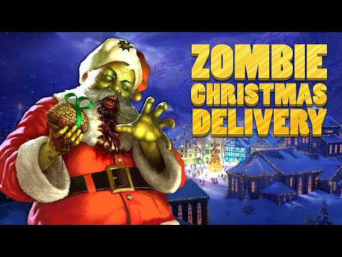 Zombie Christmas Delivery (Part 2) ★ Call of Duty Zombies Mod (Zombie Games)