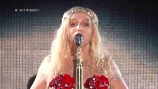 """Kesha """"Die Young"""" live from IHeart"""