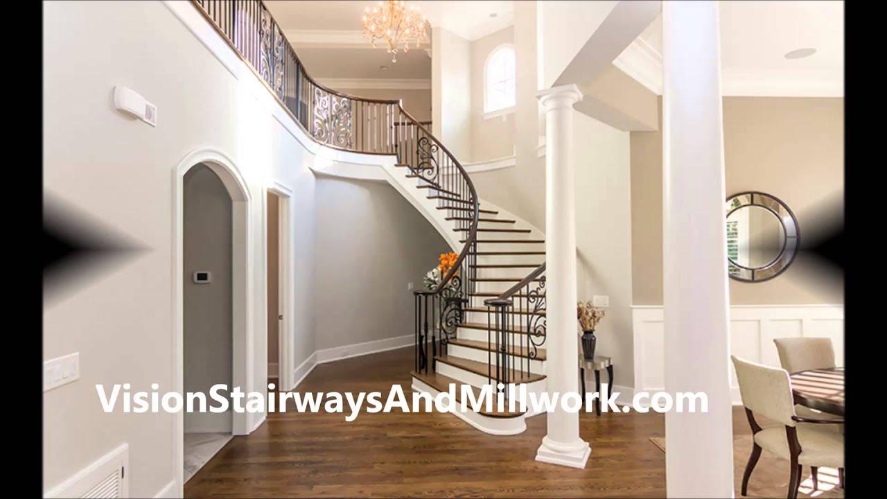 Stair Parts   Stair Builders   Stair Company In Atlanta GA