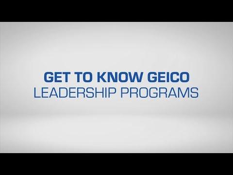 Geico Careers Leadership Programs