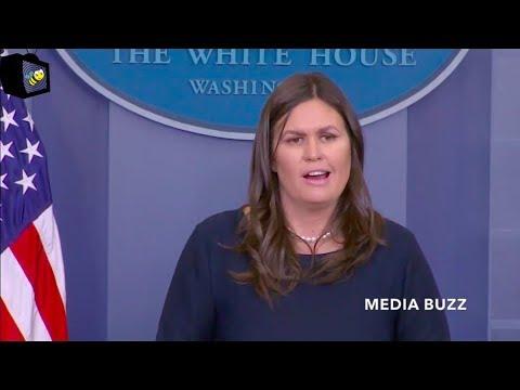 Sarah Sanders White House Press Briefing 4/13/18 - White House Press Briefing - April 13, 2018