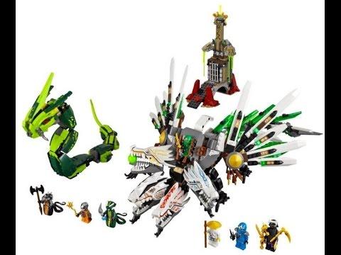 lego ninjago epic dragon battle lego toys toys for kids youtube. Black Bedroom Furniture Sets. Home Design Ideas