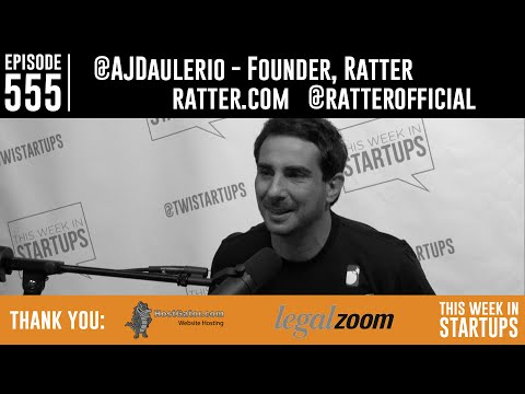 A.J. Daulerio, Ratter.com (former Deadspin, Gawker) talks battles, triumphs & specter of bankruptcy