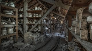 Abandoned Pottery in France ! [Pottery S] - Urban exploration - Urbex