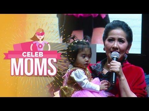Celeb Moms: Venna Melinda, Meriah Ultah Vania - Episode 82