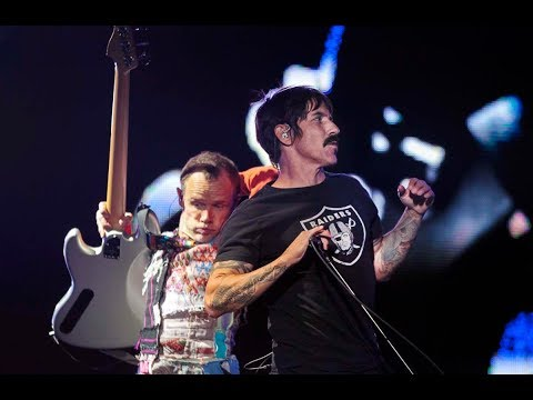 Red Hot Chili Peppers - Kaaboo festival [1080P] Full show