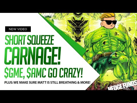 $GME! $AMC! BBBY! Blockbuster?? | Market Mania | Ep 64