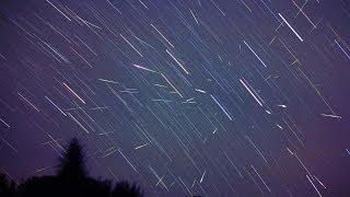 Une pluie d'étoile filante | Joe DeLorey & Justin & Marilyn vlog #7 (23-5-2014)