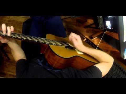 Shawn Mendes - Stitches - Fingerstyle Guitar