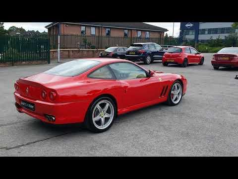 Ferrari 575 Maranello Walk Around