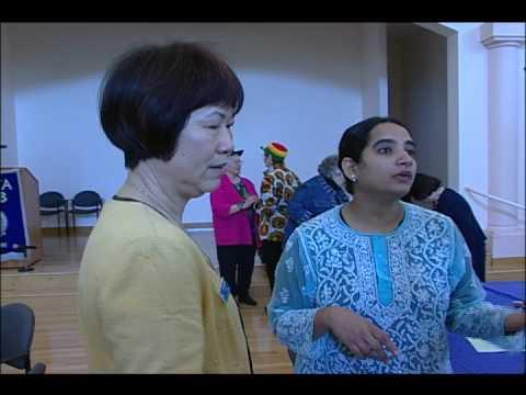 CREST 2010 Award Recipient, Catherine Chen