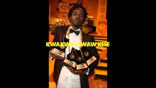 Download Kwaw Kese - Kwakwa MP3 song and Music Video