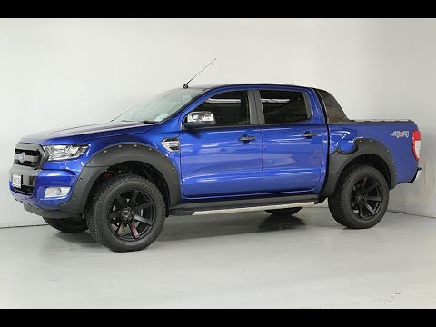 Ford Ranger 2017 >> 2017 Ford Ranger Big Blue Xlt 4x4 Team Hutchinson Ford