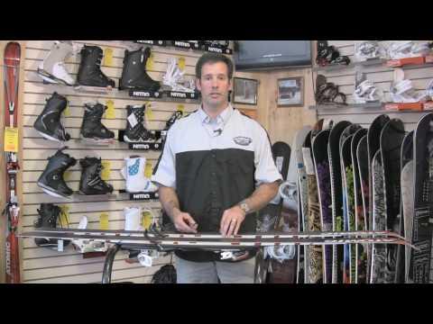 Ski Equipment : Ski Tuning Tips