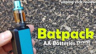 Joyetech BATPACK - AA Batteries !?!?!? + Bloopers