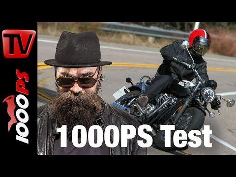 Triumph Bonneville Speedmaster 2018 Test -  Lebensqualität zwischen Nakedbike und Cruiser