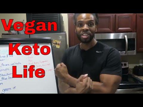 Foods For Vegan Keto Diet