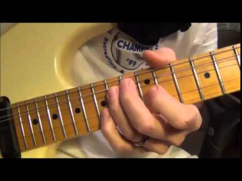 2 minutes to midnight solo lesson