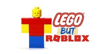 Vamos construir um LEGO Robloxian ⎪ LEGO MOC + tutorial