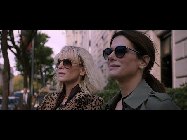 Ocean's 8 - Official Trailer #2