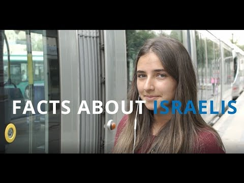 Get To Know The Israelis
