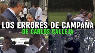 Los errores colosales de la campaña de Carlos Calleja - SOY JOSE YOUTUBER