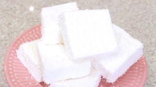Receita de Maria Mole Sem Ovos – 3 Ingredientes