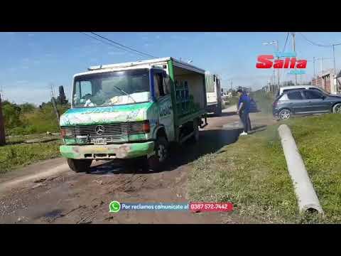 camión ampliación mayo