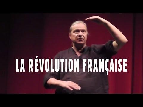Franck Lepage - La Révolution française