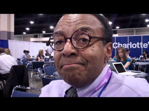 A Talk With Clarence Page, Famed Chicago Trib Columnist, At DNC 2012