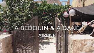 A Bedouin & a Dane
