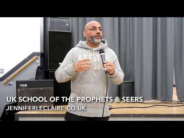 London Prophet Shares Importance of Atmosphere When Prophets Come Together
