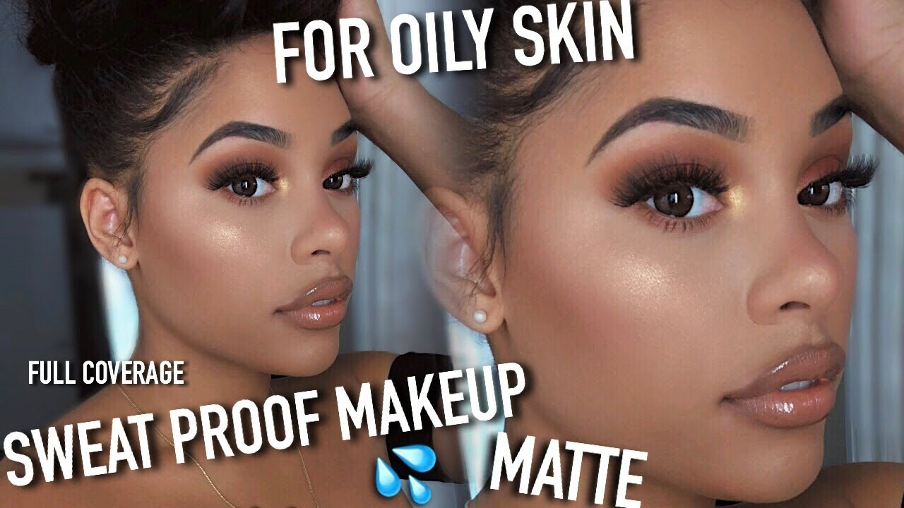Download MY EXTREMELY MATTE, SWEAT PROOF, OIL PROOF, FULL COVERAGE MAKEUP ROUTINE