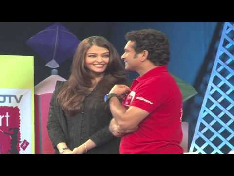 Sachin Tendulkar joins hands with Aishwarya Rai Bachchan for Support My School Telethon