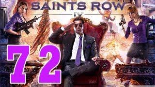 Let´s Play Saints Row 4 Gameplay Deutsch - Part 72 - Tiger Flammen Bike