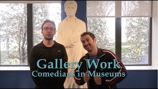 Comedians in Museums with Mark Normand and Joe List