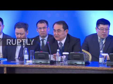 Kazakhstan: Second round of Syrian peace talks begin in Astana after delay