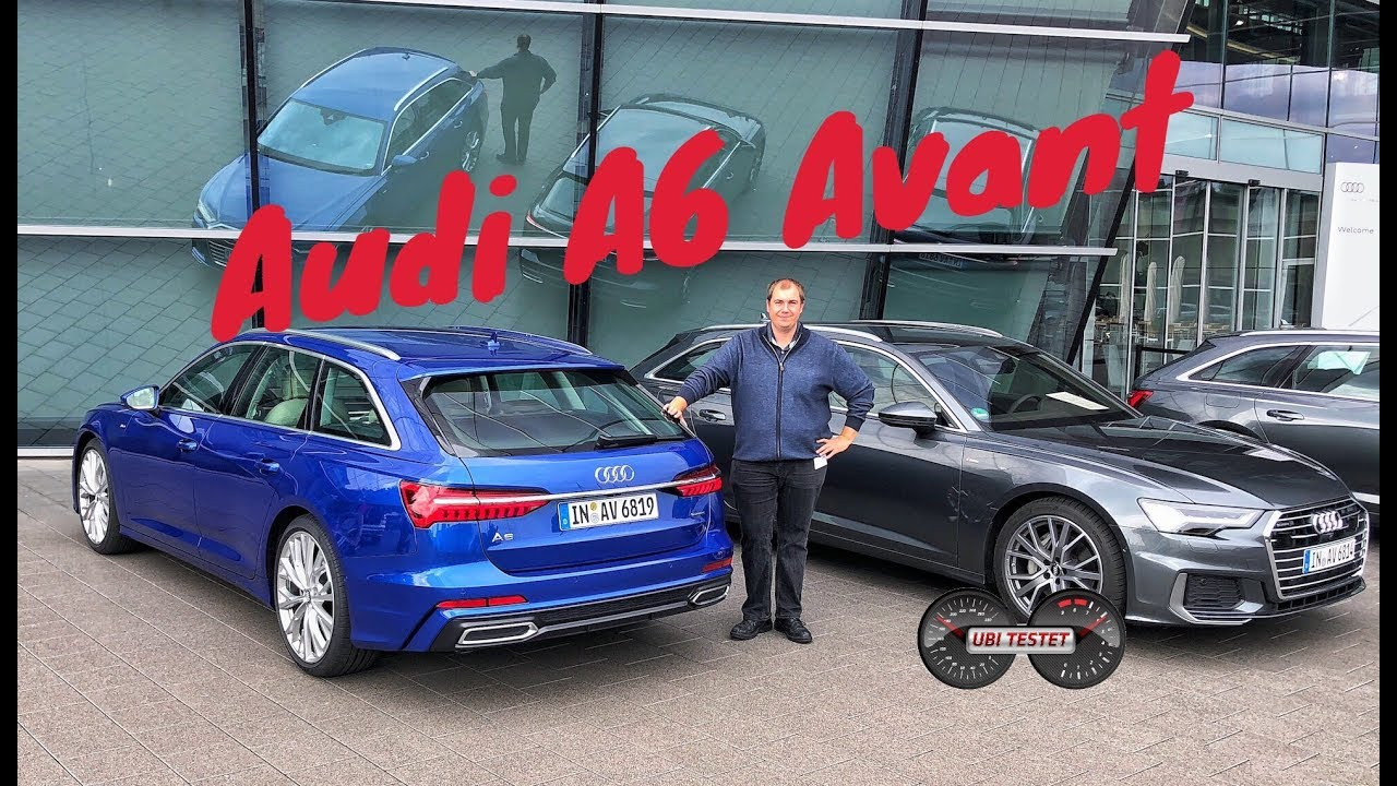2018 Audi A6 Avant 45 Tfsi Quattro Im Fahrbericht Kaufberatung